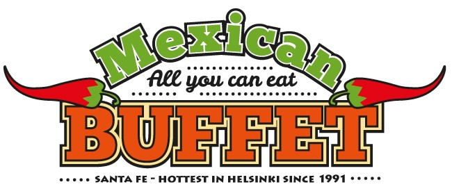 "Mexican ""all you can eat buffet"" at Santa Fe!"
